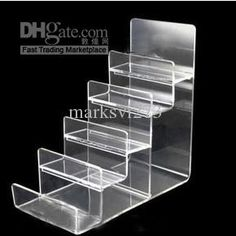 Cheap Bag Display - Wholesale Acrylic Purse Rack Bag Display Stand Wallet Display Online with $12.44/Piece   DHgate
