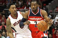 With the Washington Wizards' victory over and cover as underdogs at the Atlanta Hawks Sunday, it marked their ninth-straight ATS win in road playoff games. Washington Wizards, Atlanta Hawks, Nba, Games, Toys, Game