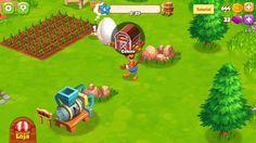 Mini Fazenda Pokemon Go, Apple Games, Apples To Apples Game, Clash Of Clans, Play Mobile, Mini Farm, Games