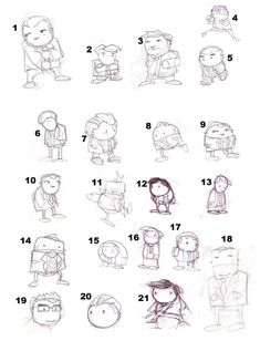 even if it was just basic character design and animation #design - See more Character Designs at Stylendesigns.com!