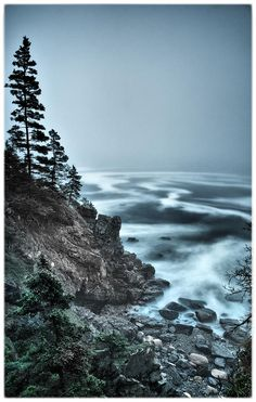 ✯ Surreal Acadia, Maine