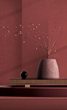 The Zen Digital Illustrations of Jin Tea Shop – Trendland Online Magazine Curating the Web since 2006 Arreglos Ikebana, Modelos 3d, Arte Floral, Still Life Photography, Digital Illustration, Fantasy Illustration, Wallpaper, Art Direction, Color Inspiration