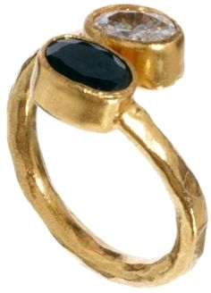 Ottoman Hands Twin Ring