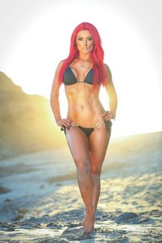 Something is. Wwe divas red haired girl naked pity
