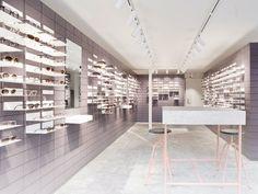 High-quality designer glasses from 175 CHF. ▶ Visit us. Eye Exam, Optician, Minimalist Interior, Minimalism, Interior Design, Architecture, Sunnies, Sunglasses, Chf