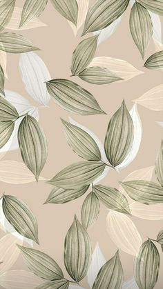 vintage beige tropical leafy background premium image by rawpixel com hwangmangjoo vector vect Iphone Background Wallpaper, Aesthetic Iphone Wallpaper, Screen Wallpaper, Aesthetic Wallpapers, Wallpaper Quotes, Iphone Background Vintage, Phone Backgrounds, Phone Wallpapers, Watercolor Wallpaper