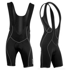 Breathable 3D Cushion Pad Cycling Bib Shorts For Men #CLICK! #clothing, #shoes, #jewelry, #women, #men, #hats, #watches