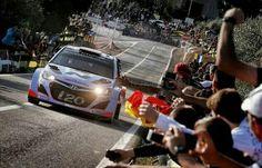 Dani Sordo 2014 - Rally Cataluña (España)