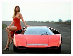 STORMWHEELS: 1969 PININFARINA Abarth Scorpione 2000 Prototipo