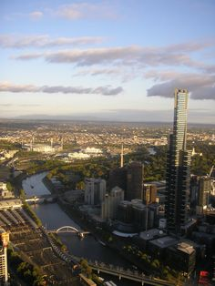 Melbourne, Australia - can't wait to go back in a couple weeks!