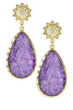Cassia Spring Earrings