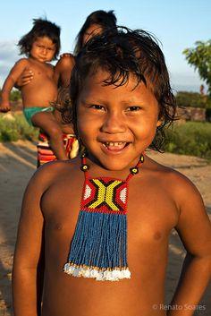 Como fotografar em uma aldeia indígena? Renato Soares responde em workshop com os índios Krahô, em julho - Conexão Planeta