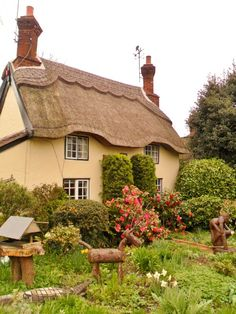 Thatched Cottage, Market Bosworth, England All Original Photography by http://vwcampervan-aldridge.tumblr.com