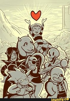 Pacifist ending makes me happy