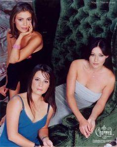 Charmed. Alyssa Milano. Holly Marie Combs. Shannon Doherty