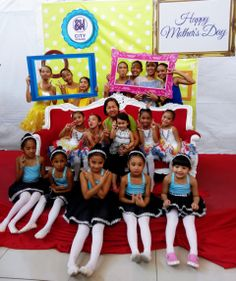 Ballet Dance Academy performance for Mother's Day! :)