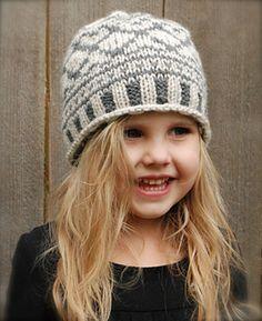 The Velvet Acorn Designs - The Valyn Hat