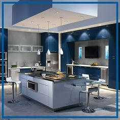 Things we love: Walking into your kitchen, and forgetting it's not a showroom. #electrolux