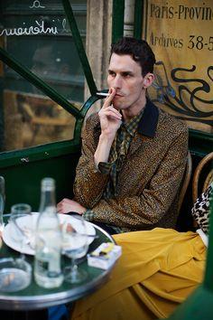 On the Street…Rue Vieille du Temple, Paris | The Sartorialist | Bloglovin'