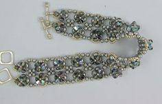 Petite Fleur bracelet www.thatbeadlady.com