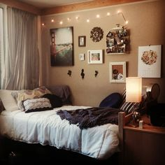 find this pin and more on dormapartment decor - College Room Decor