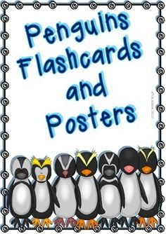 All about Penguins Thematic Unit for 3rd/5th Graders (Literacy and ELA centers)