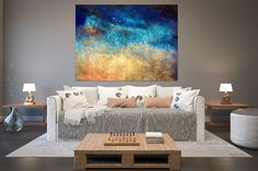 Large Abstract Painting,Modern abstract painting,unique painting art,artwork display,large abstract art,modern textured art FY0039