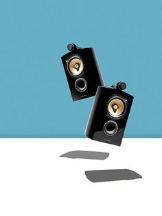 Photograph by James Day #Photography #StillLife #Art #Speakers #JamesDay