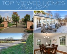 Top Viewed Homes: May 2014