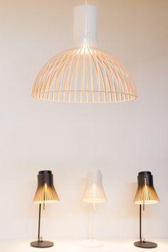&SUUS | Maison & Objet 2015 | www.ensuus.nl | Trend Light & Bright Brass | Secto Design Light