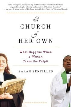 "The stained-glass ceiling. It exists! Currently reading ""A Church of Her Own: What Happens When a Woman Takes the Pulpit"" by Sarah Sentilles, http://www.amazon.com/dp/B0058M6WAM/ref=cm_sw_r_pi_dp_Tp.Xqb1Y7C69F"