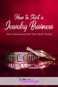 How to Start a Jewelry Business from Home and Sell Your Stuff Online - Make Your Boutique Starting An Online Boutique, Selling Online, Handbags Online Shopping, Online Shopping Sites, E Commerce Business, Online Business, Sell Your Stuff, Things To Sell, Victoria Secret Swimwear
