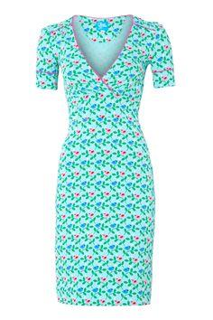 Tante betsy Dress Birdie Blue