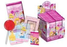 Disney Princess Collectable Cards.