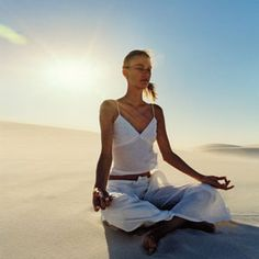 Take a deep breath. Meditation May Help Reduce Anxiety and Depression.