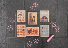 The biggest question of life: dogs or cats? Crazy Cat Lady, Crazy Cats, Cute Notebooks, Funny Prints, Dog Pattern, Fluffy Cat, Golden Color, Little Dogs, Booklet