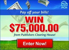 Publishers Clearing House  #SweepstakesForAll