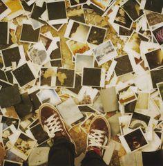 El blog de Gnomo: Decorar con polaroids