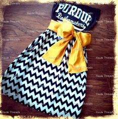 Cute Gameday dresses made from your favorite t-shirt! I'm having one made from one of my Texas Tech shirts. The skirt of it will also have the chevron fabric. I can't wait to wear it to the Tech-OU game!
