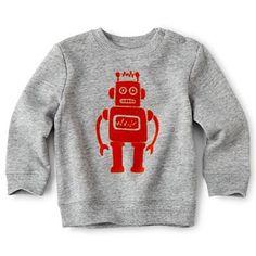8c7e73c6a2 Joe Fresh™ Flocked Sweatshirt - Boys 3m-24m - jcpenney Joe Fresh Baby