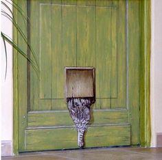 Illusion. Judicael Guerin. www. Enduits-matieres.fr