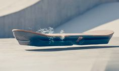 The automotive manufacturer Lexus has released this teaser video of their new endeavour: a hoverboard. Called the Slide...