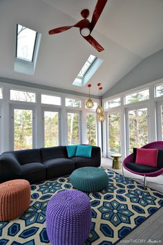 Eclectic Sunroom Boston Sun Room - Eclectic - Exterior/Patio - Images by colorTHEORY Boston  Wayfair