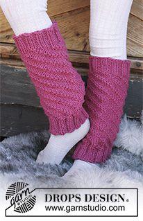 Children - Free knitting patterns and crochet patterns by DROPS Design Knitting Patterns Free, Knit Patterns, Free Knitting, Free Pattern, Crochet Leg Warmers, Knit Crochet, Crochet Socks, Drops Design, Magazine Drops