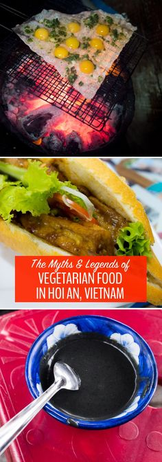 Food is so much better when there's a story to go along with it. Join me on a vegetarian food tour of Hội An, Vietnam with Hoi An Food Tour and find out where to sample the best vegetarian food in Hoi An. http://www.myfiveacres.com/travel-tips/vegetarian-food-in-hoi-an/