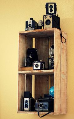 ~vintage camera collection. I need this~