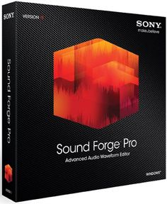 Sound Forge Pro 11 Crack can contain many sustain and furthermore makeover work apparatuses by you can likewise essentially handle you finish sound