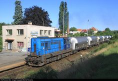 RailPictures.Net Photo: 742.442 CD Cargo 742 at Kladno, Czech Republic by Michal Pecanka