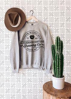 Sanderson Sisters Sweatshirt - Sweatshirt - L / Purple ($27.99 - $36.79)
