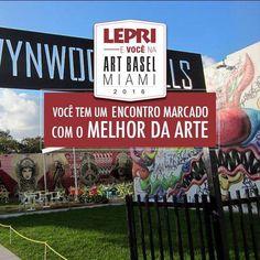 Chegamos a RETA FINAL da nossa Campanha!!     Corra ainda dá tempo de participar Lepri e Você na Art Basel Miami 2016.  Quem especificar produtos Lepri nas lojas participantes acumula pontos e pode ganhar uma viagem para a Art Basel em Miami, uma das mais importantes feiras de arte do mundo! IMPORTANTE ATÉ 31 de outubro. Válida para todo Brasil, para saber a loja mais próxima de você, acesse www.artbasel.com.br ou envie o email para sac@lepri.com.br. Confira também o regulamento completo e…